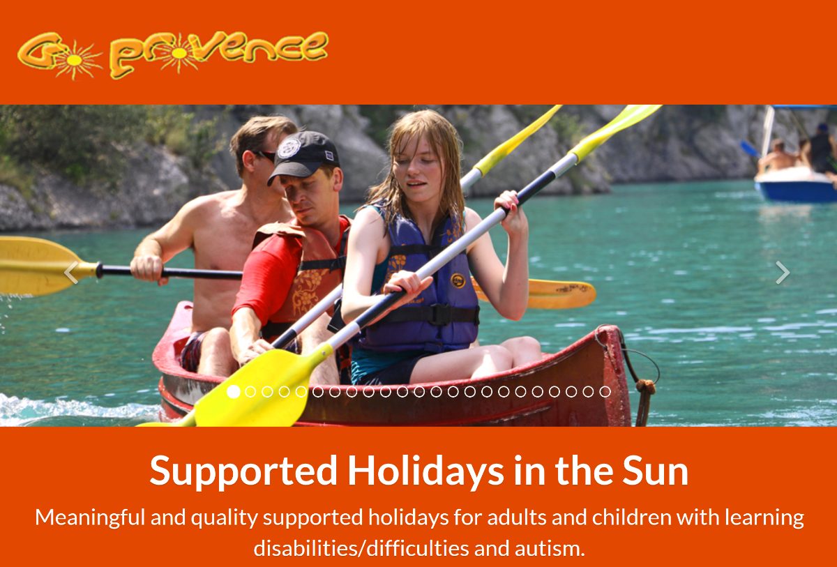 AUTISM FRIENDLY HOLIDAYS